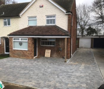 block paving rainham